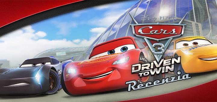 Cars 3 Recenzia