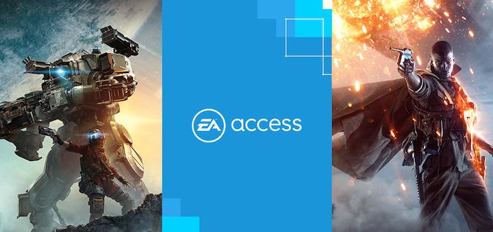 EA Access Titanfall 2