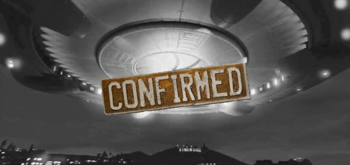 GTA V UFO Confirmed