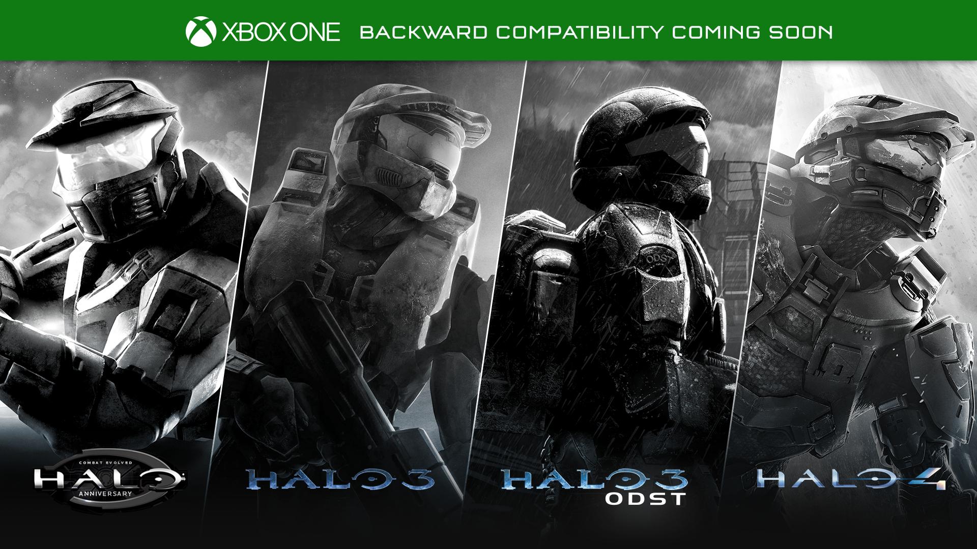 Halo Backwards Compatibility