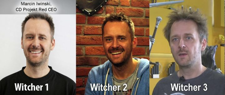 Marcin Iwinski CD Projekt RED