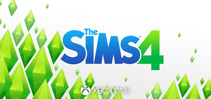 Sims 4 Xbox One
