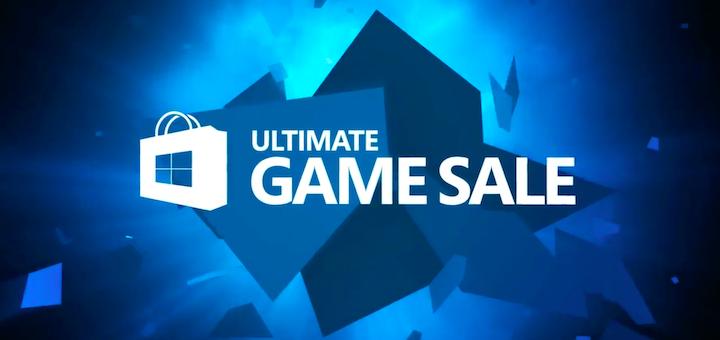 Windows 10 Ultimate Game Sale