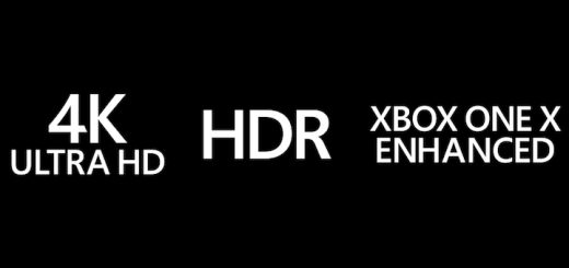 Xbox One X Icons – HDR 4K Enhanced
