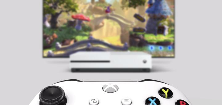 Xbox One Plosinovky