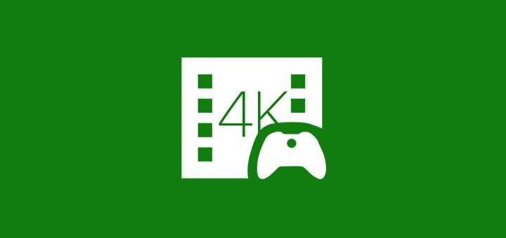 Xbox One X 4K Game DVR