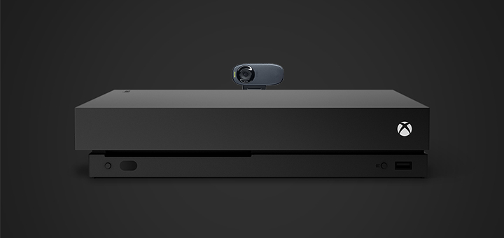Xbox One X Webcam