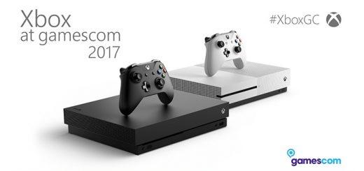 Xbox at Gamescom 2017