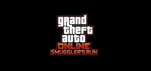GTA online Smugglers Run Logo
