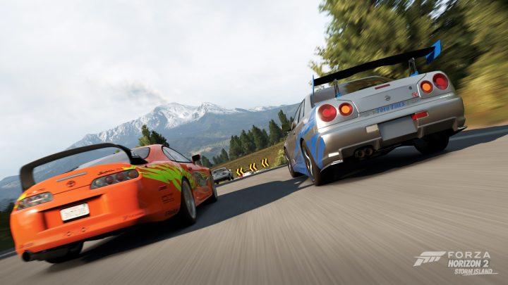 Forza Horizon 2 Toyota