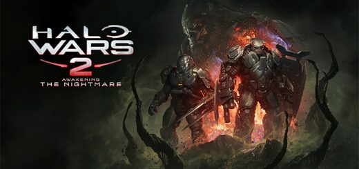 Halo Wars 2 Awakening the Nightmare