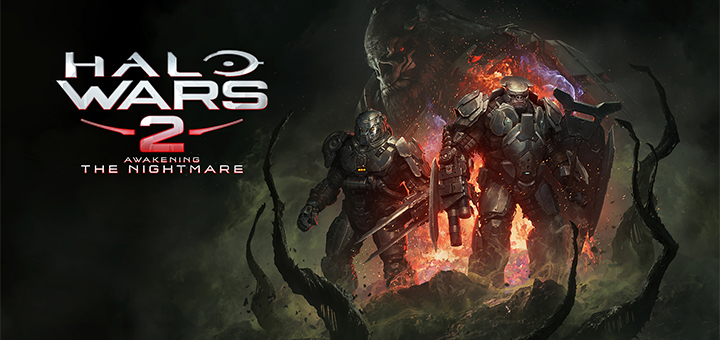 Halo Wars 2 Awakening the Nightmare
