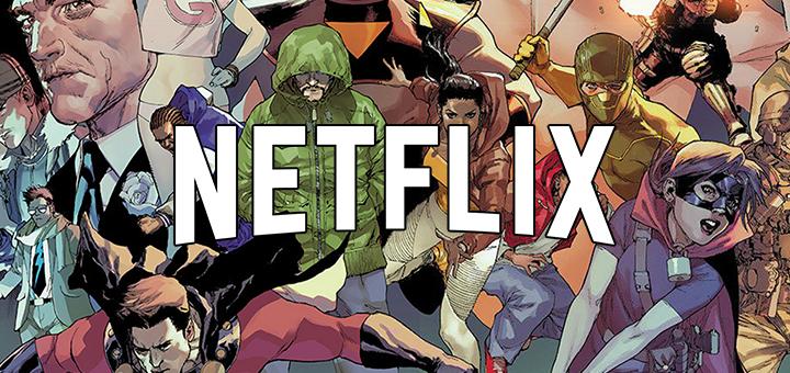 Netflix Millarworld