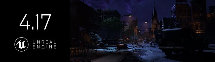 Unreal Engine 4.17