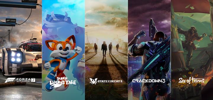 Xbox One X Exclusive