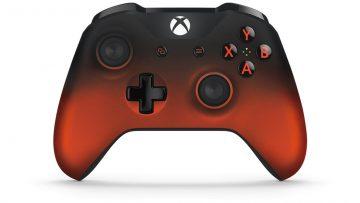 Xbox Wireless Controller Volcano Shadow Special Edition