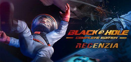BLACKHOLE: Complete Edition Recenzia