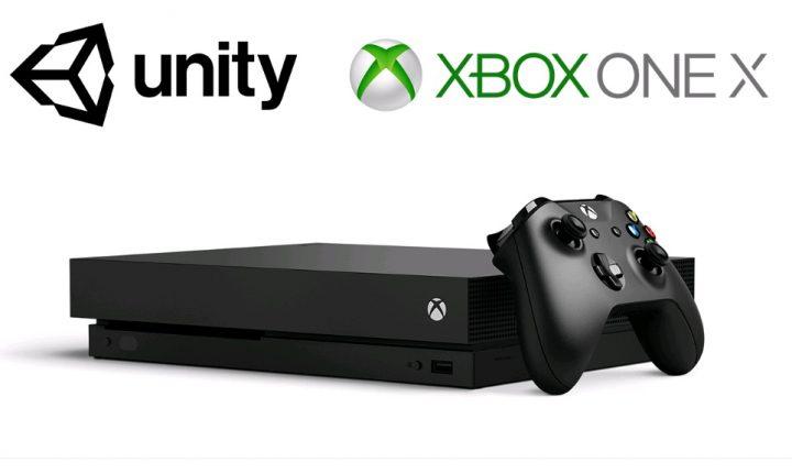 Xbox One X Unity