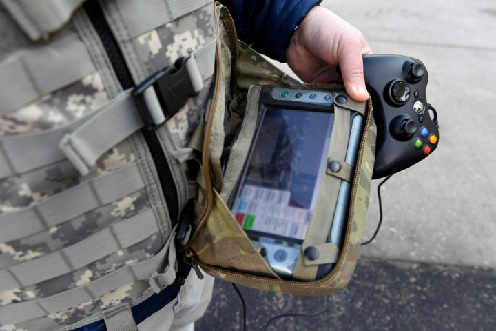 US Navy Using Xbox Controllers