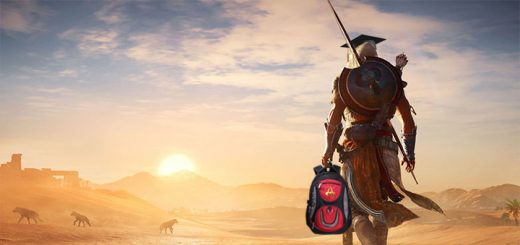Assassin's Creed Origins Discovery Mode