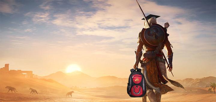 Assassin's Creed Origins Discovery Mode
