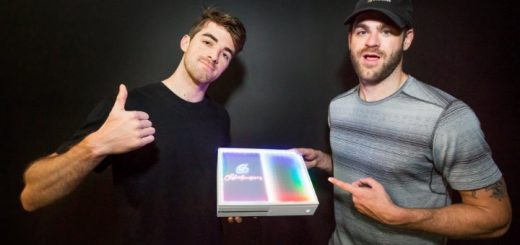 the chainsmokers xbox
