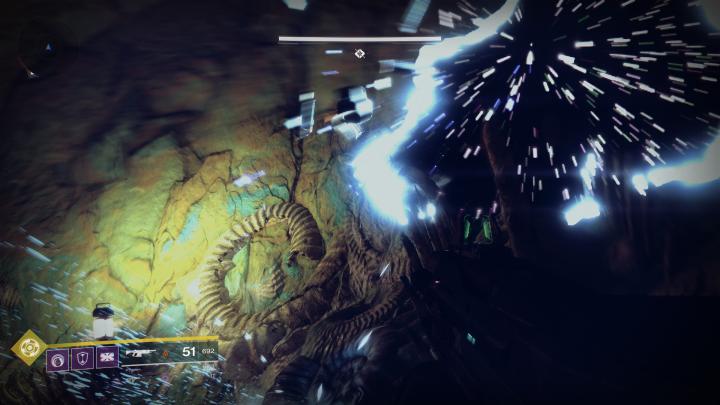 Destiny 2 Io Caves