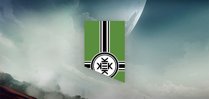 Destiny 2 Kekistan Symbol