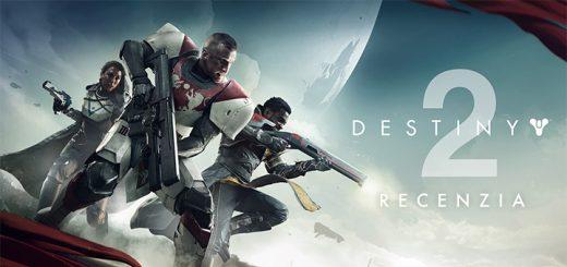 Destiny 2 Recenzia