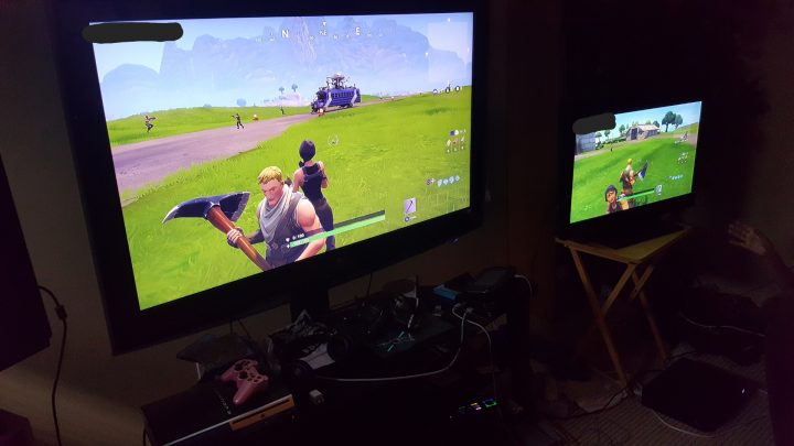 Fortnite Cross-Platform Xbox One PS4