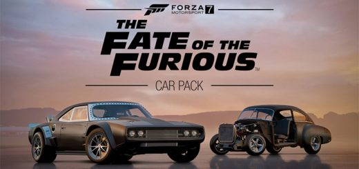 Forza Motorsport 7 Fate of the Furious Car Pack