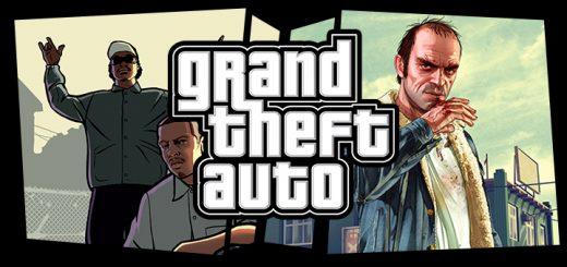 Grand Theft Auto SA vs V