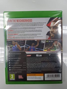 NBA 2K18 Xbox One X Enhanced Front