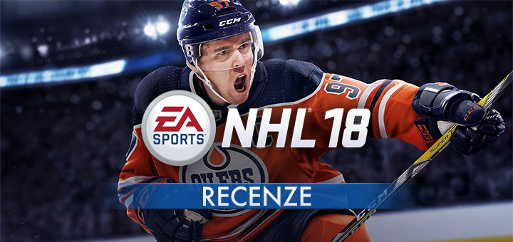 NHL 18 Recenze
