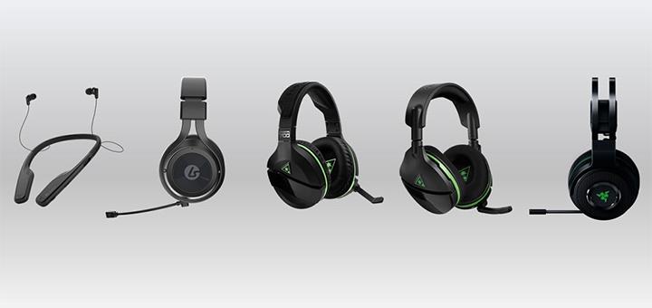 Xbox Wireless Headset Fall 2017