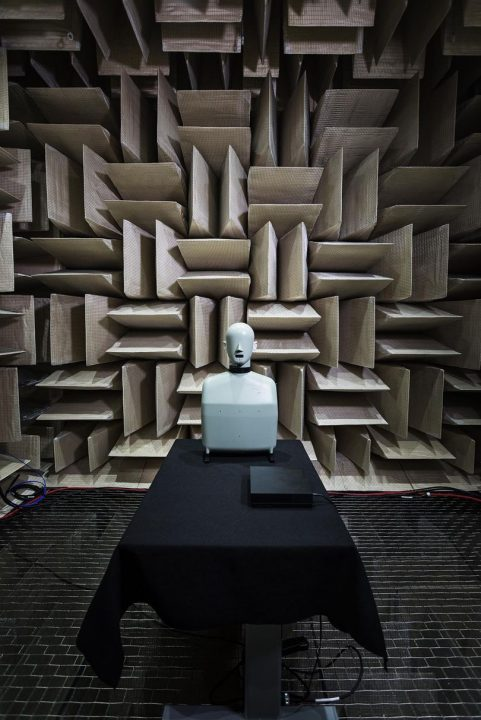 Microsoft Sound Room