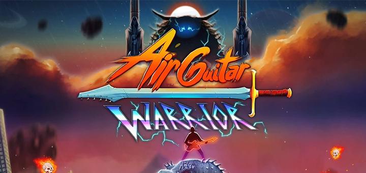 Air Guitar Warrior
