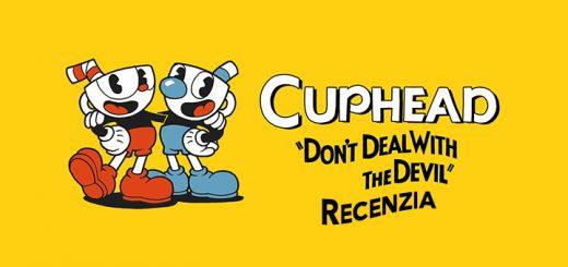 Cuphead Recenzia