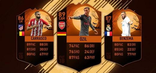FIFA 18 halloween