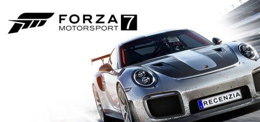 Forza Motorsport 7 Recenze