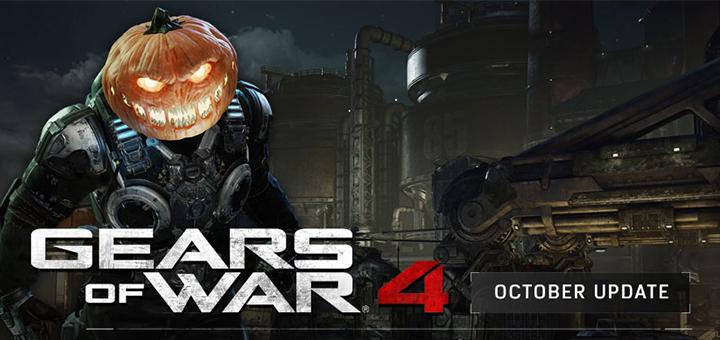 Gears of War 4 October Update