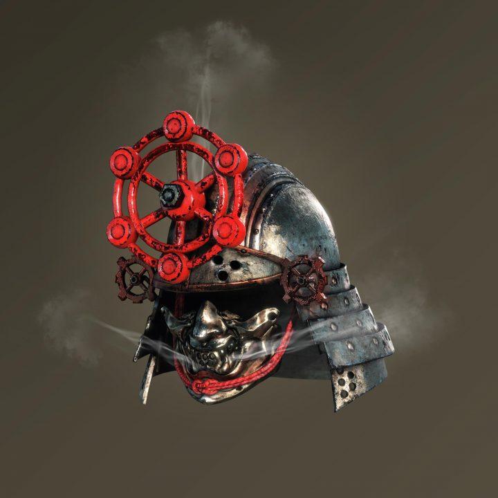 Nioh Complete Edition Valve Helmet