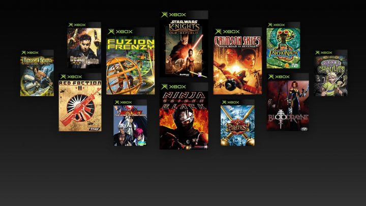 OG Xbox Backwards Compatibility