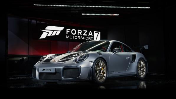 Porsche 911 GT2 RS E3 2017