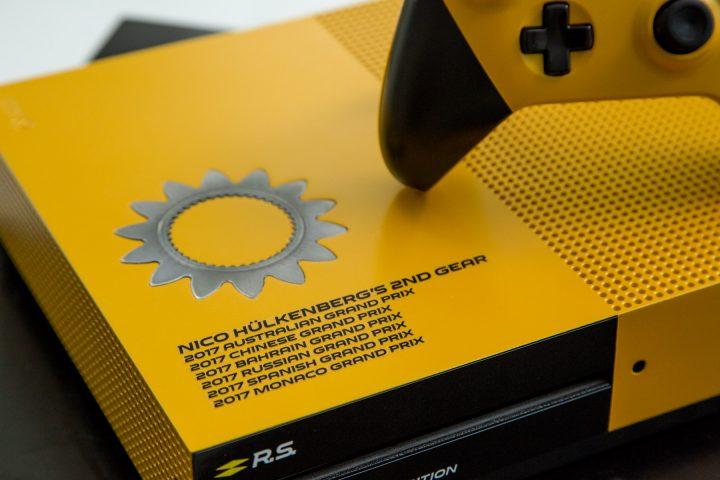 Xbox One X Renault