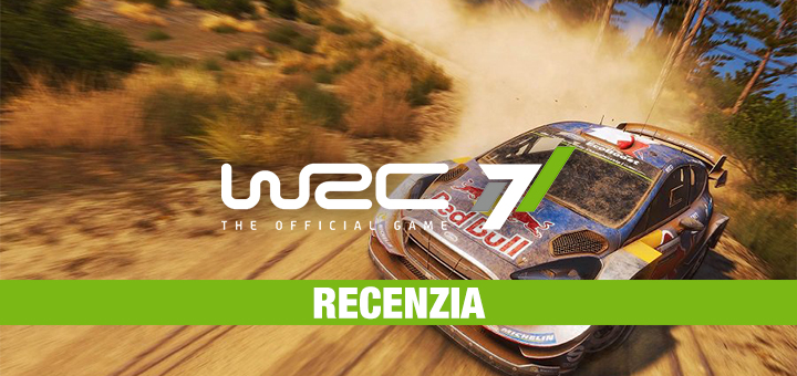 WRC 7 Recenzia
