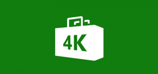 Xbox One Download 4K Content