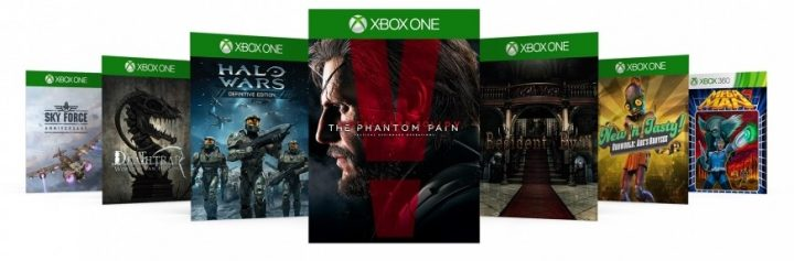 Xbox Game Pass November 2017