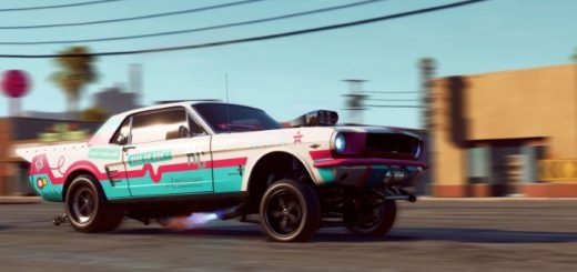 need for speed payback mustang