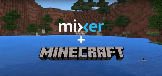 mixer minecraft